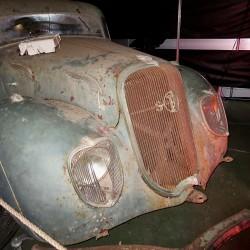 Panhard-Levassor Dynamic 140 (X77) 1936 года