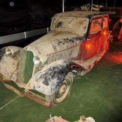 Talbot-Lago Type T11 Cadette Berline 1936 года