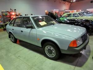 Одна из самых плохих машин СССР Москвич-2141 ищет коллекционера