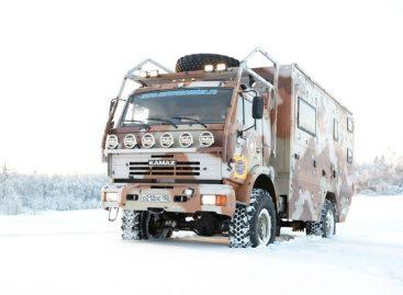 Продажи «КАМАЗа» за 7 месяцев в РФ увеличились на 41%