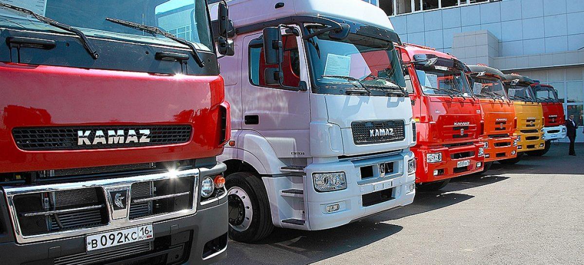 Российские грузовики на волне продаж