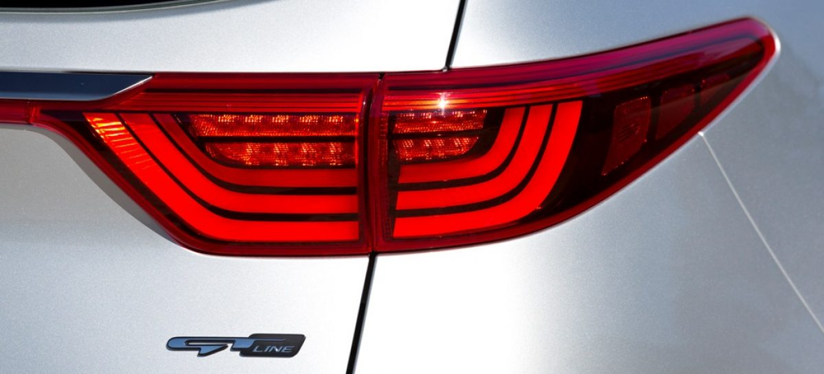 Новый KIA Sportage: впервые в GT-версии