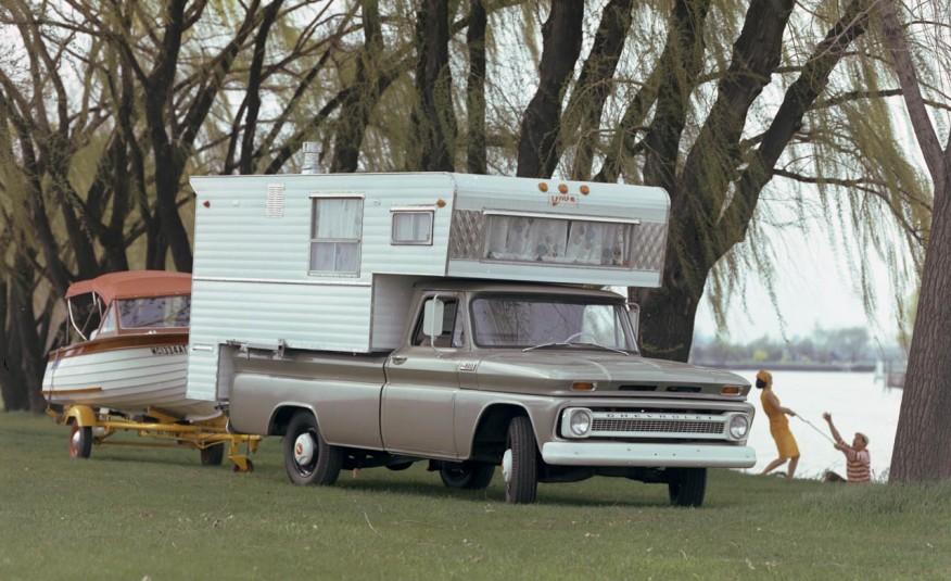 Кемпер Chevrolet