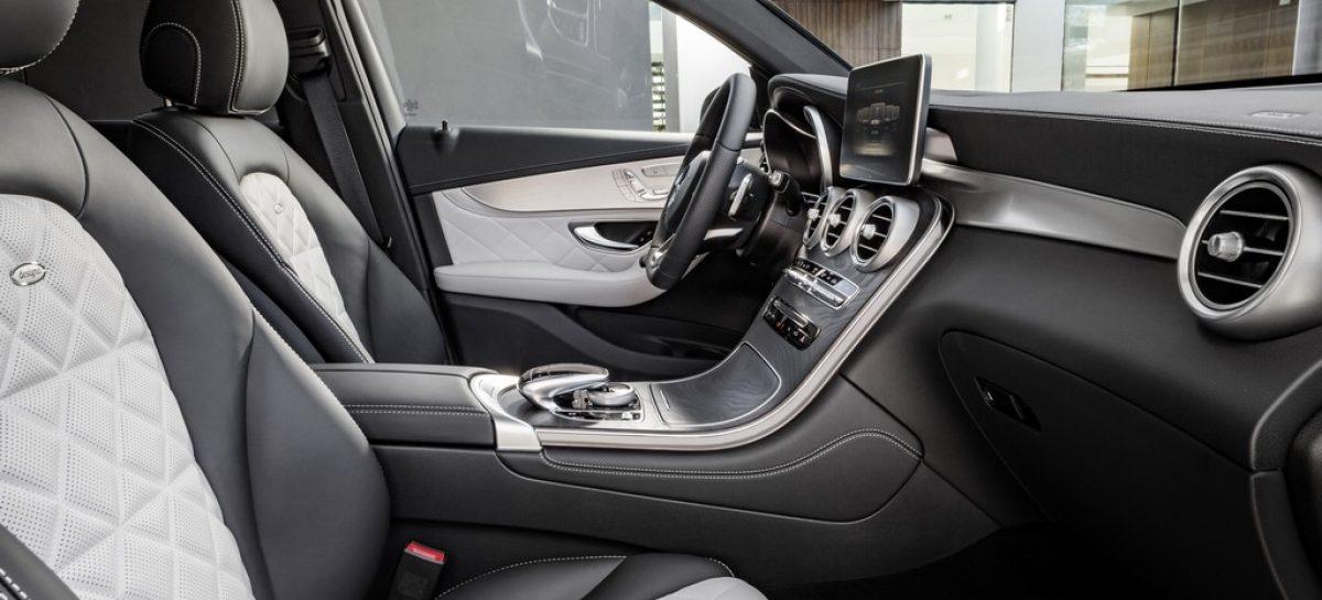 Внедорожник-купе Mercedes