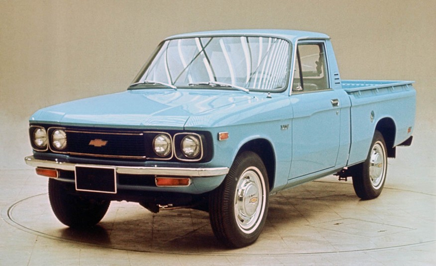 LUV Chevrolet 1972 года
