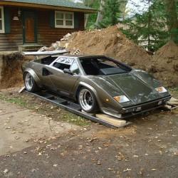 Lamborghini Countach Кена Имхоффа