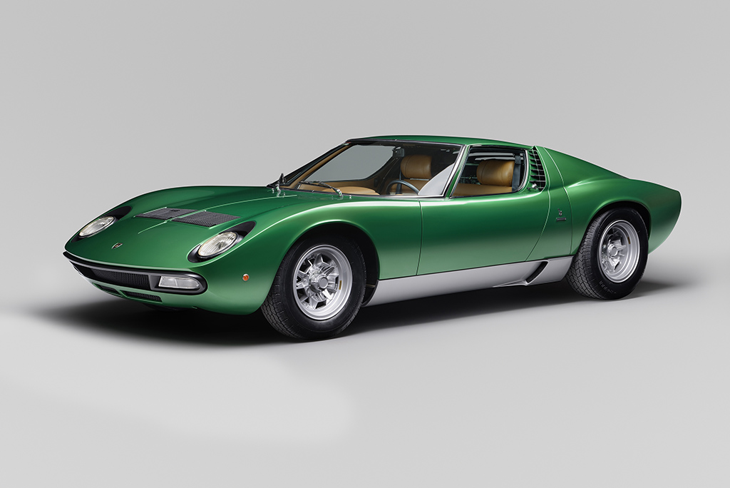 Lamborghini Miura SV 1971