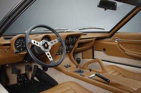 Lamborghini восстановил уникальный шоу-кар