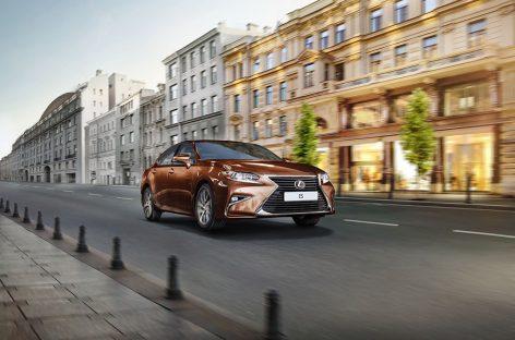 Lexus со скидкой