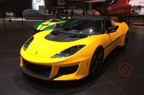 Lotus могут начать производить в Китае