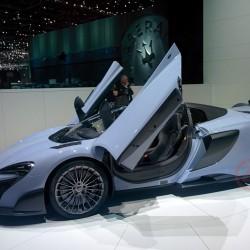 McLaren 675 L Spyder