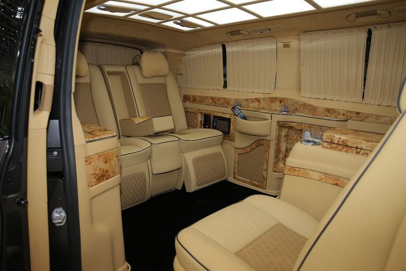 Mercedes V-Class от Larte Design