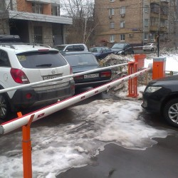 Новая система парковки во дворах