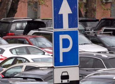 Когда паркуешься с закрытыми глазами