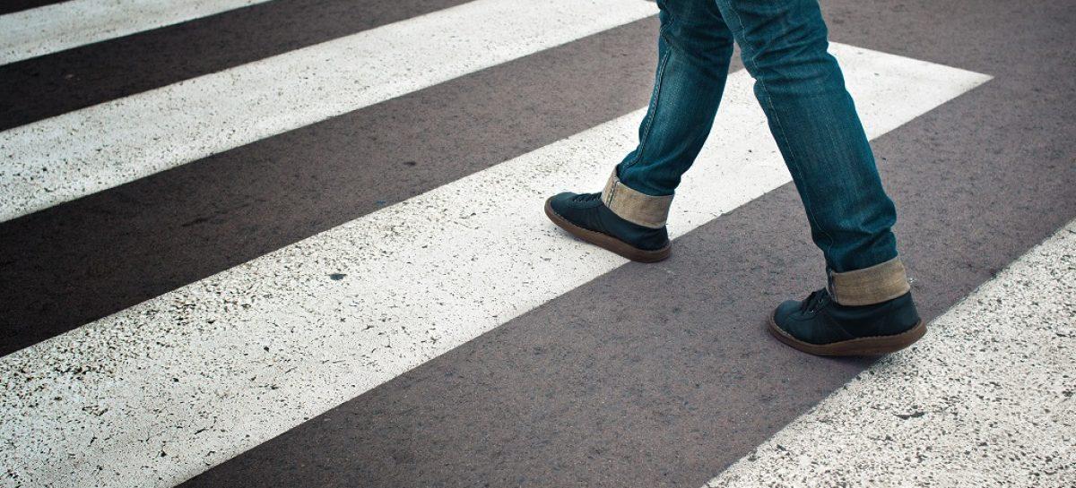 Всегда ли главный — пешеход?
