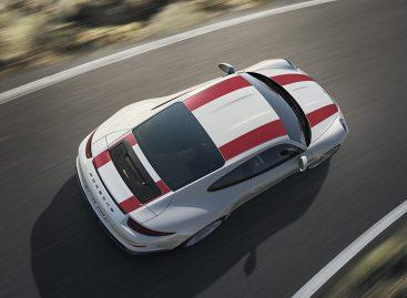 Porsche выпустил спецверсию 911