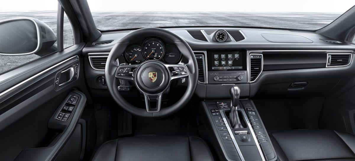 Porsche расширил линейку Macan