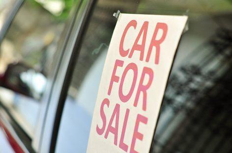 Как не надо продавать автомобиль