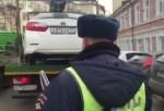 Новые тарифы на штрафстоянки ввели в Подмосковье