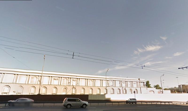 Стадион Юных пионеров. Было