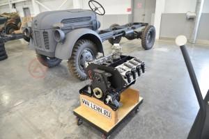 Steyr 1500A. Моторы войны