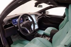 Tesla Model S в исполнении Brabus