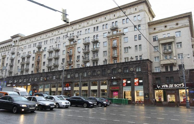 Тверская улица. Фото Агентство Москва