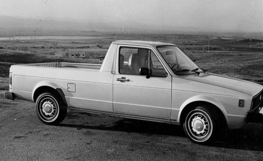 Volkswagen Rabbit 1980 года