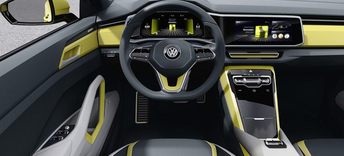 Мировая премьера Volkswagen T-Cross Breeze