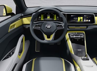 Мировая премьера Volkswagen T-Cross Breeze