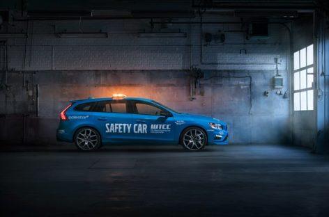 Volvo стал официальным партнером кузовных гонок
