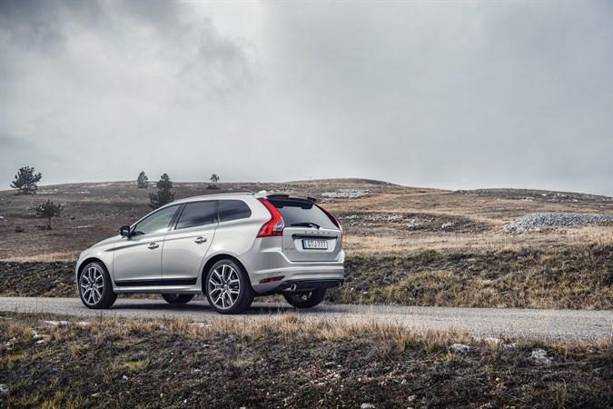 Volvo XC60 с пакетом опций Polestar