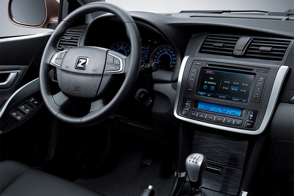 Zotye Z300 2016