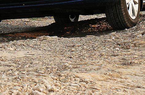 Ответственность за камень из-под колес