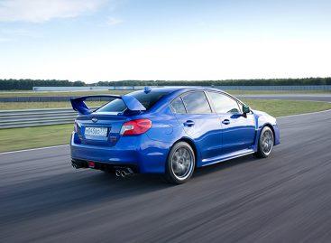 Subaru: Спортивные планы 2019