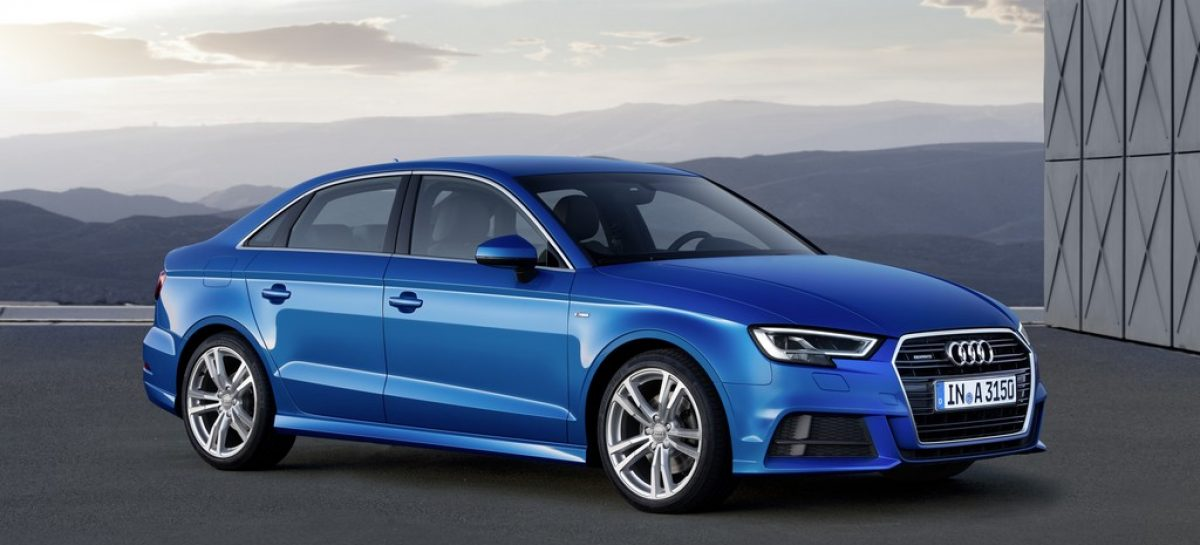 Начат прием заказов на A3 Sedan и A3 Sportback