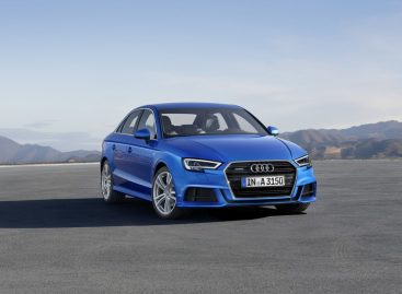 Audi A3 тоже понравился немцам!