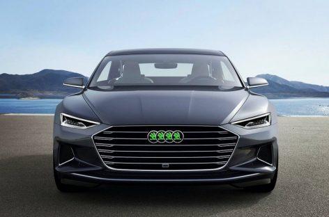 Ребус про Audi