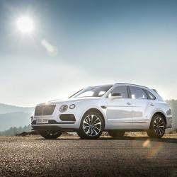 Volkswagen отзывает в России 86 кроссоверов Bentley Bentayga
