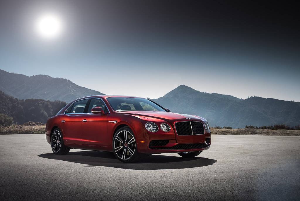 Bentley Flying Spur V8 2016