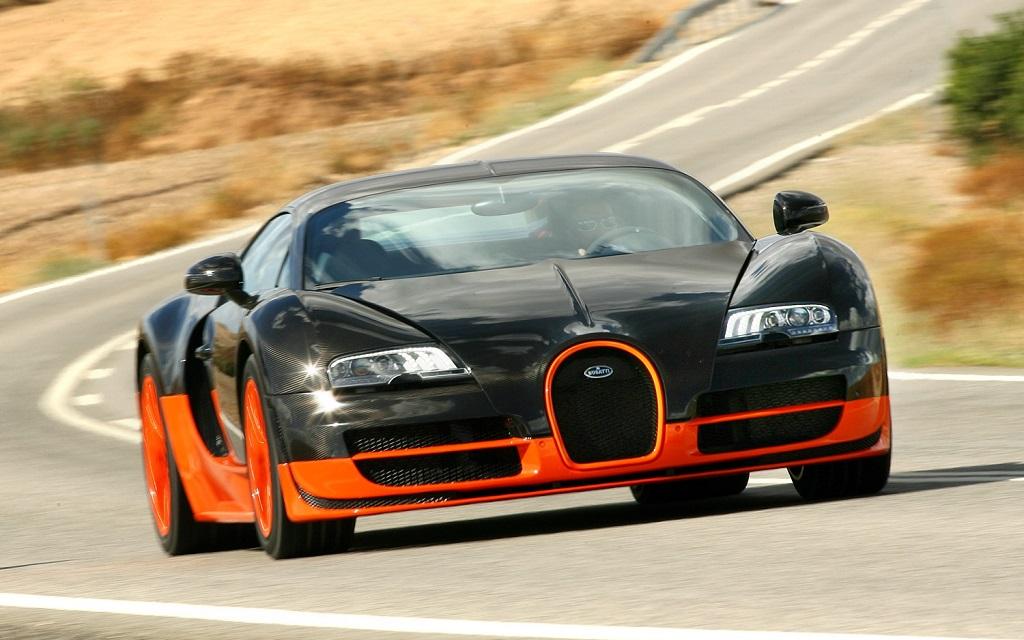 Bugatti Veyron 2015