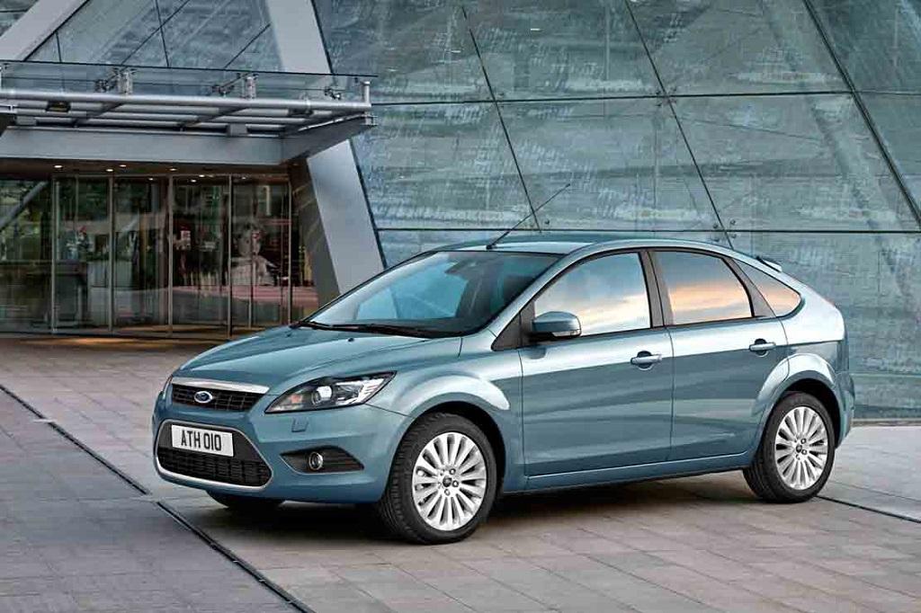 Ford Focus 2009 года