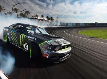 Трехколесный Ford Mustang RTR Formula Drift