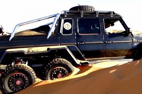 Барханов бояться — в пески не ходить