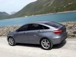 Новая версия Lada Vesta