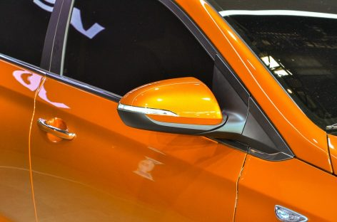 Hyundai показала прототип нового Соляриса