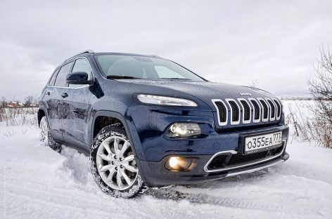 Пришелец: JEEP Cherokee Limited 3.2