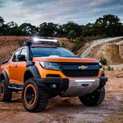 Концепт Chevrolet Colorado Xtreme 2016