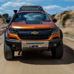 Концепт Chevrolet Colorado Xtreme 2016