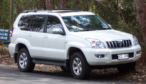 Land Cruiser 120 Prado